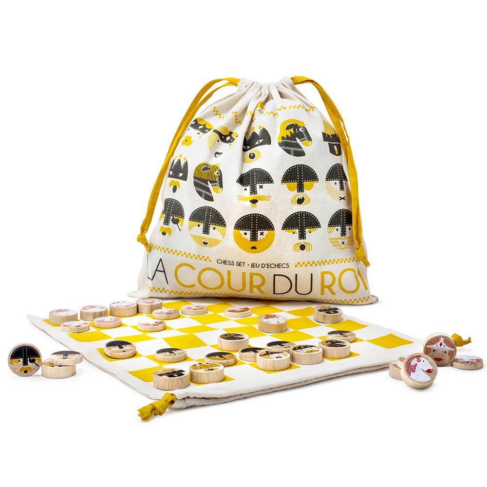 La cour du roi les jouets libres pour chambre enfant les enfants du design - Les enfants du design ...