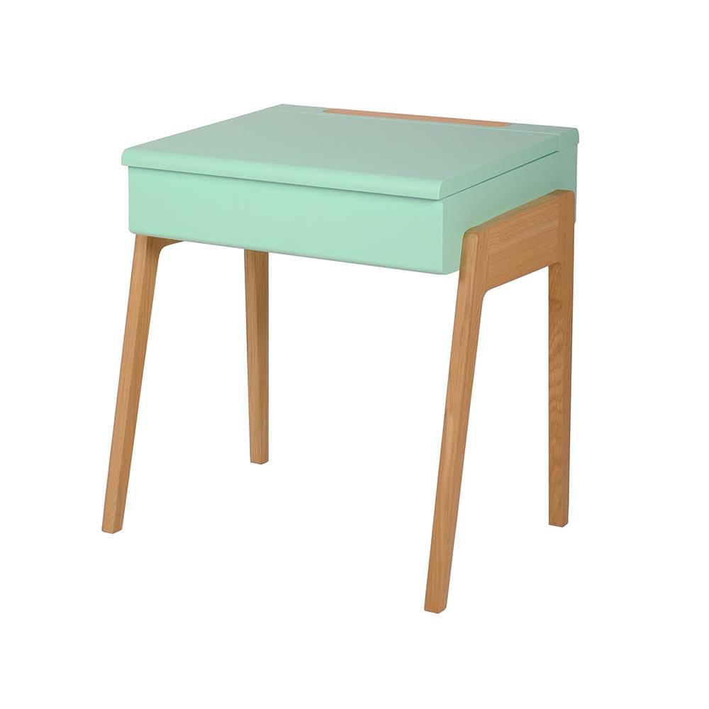 bureau enfant my little pupitre mint jungle by jungle pour chambre enfant les enfants du. Black Bedroom Furniture Sets. Home Design Ideas