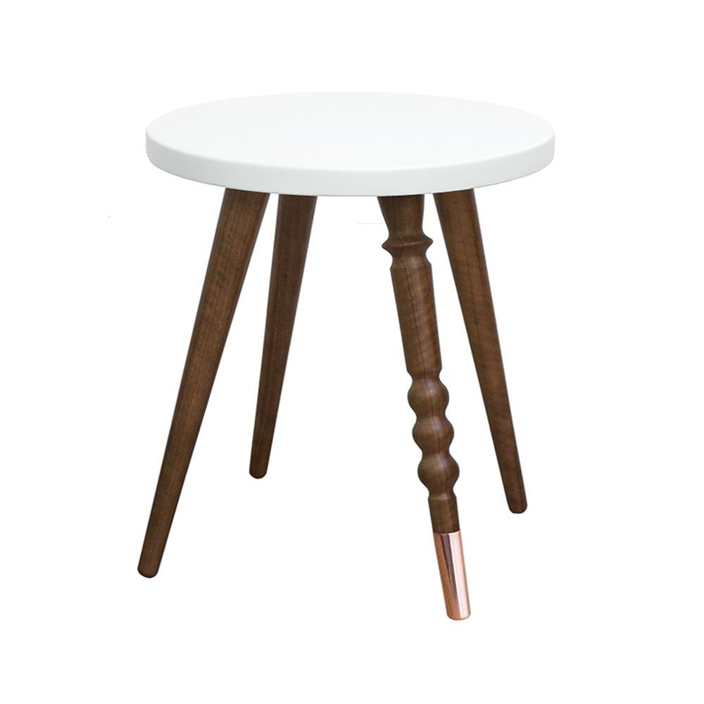 fabriquer une table d appoint maison design