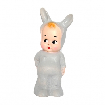 Lampe veilleuse Baby Lapin - Gris