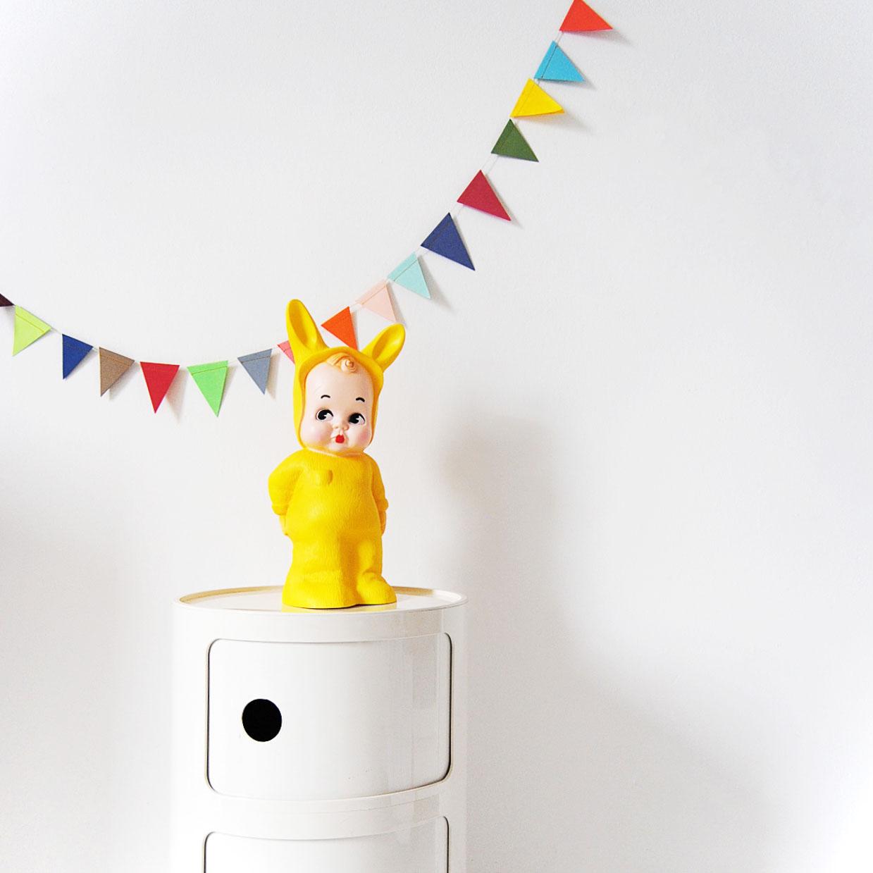 Luminaire chambre d enfant chambre des rves ides for Lampe chambre bebe fille