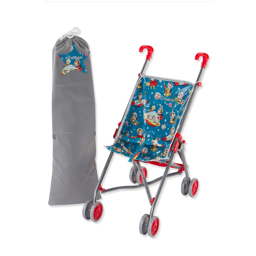 poussette pour poup e cosmo minikane pour chambre enfant. Black Bedroom Furniture Sets. Home Design Ideas