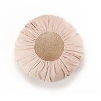 Coussin Boule L - Rose/Cuivre
