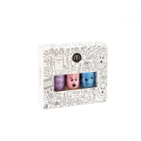 Coffret de 3 vernis Party