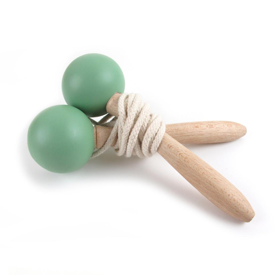 Corde Sauter Vert Nobodinoz Pour Chambre Enfant Les