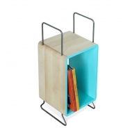 Module vertical Salamandre - Turquoise