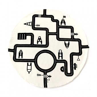 Tapis de jeu circuit Little Village