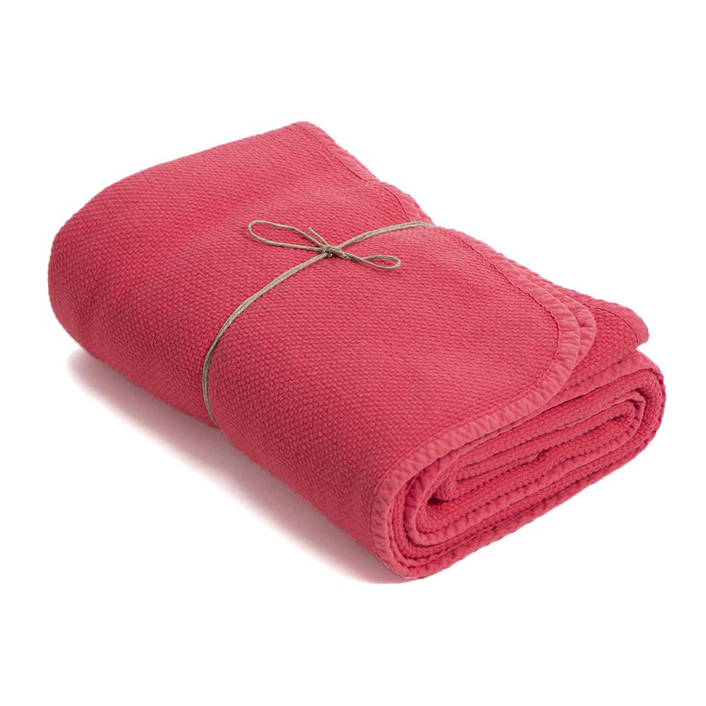 drap de bain coton corail oona pour chambre enfant les enfants du design. Black Bedroom Furniture Sets. Home Design Ideas