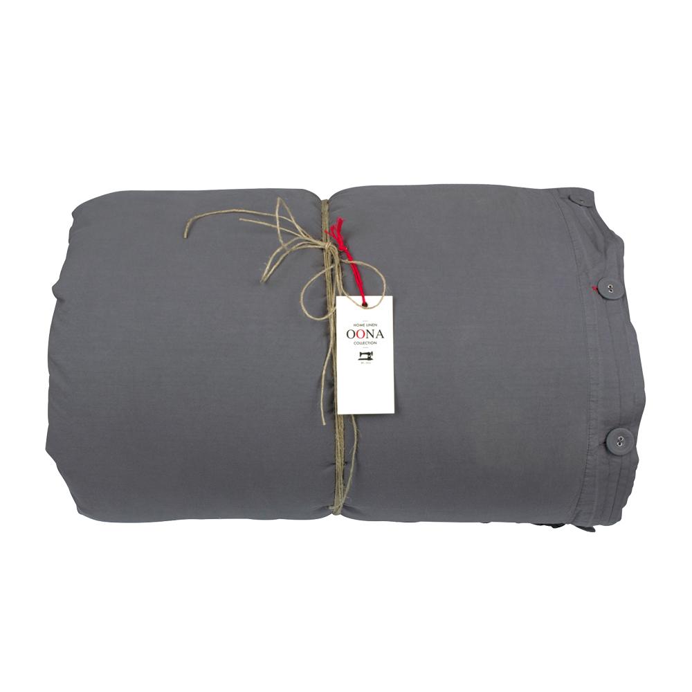 housse de couette coton ombre oona pour chambre enfant les enfants du design. Black Bedroom Furniture Sets. Home Design Ideas