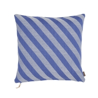 Coussin Fluffy - Bleu