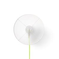 Applique GrillO câble grande - Jaune fluo