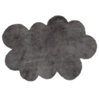 Tapis Nuage - Gris anthracite