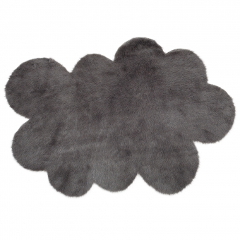 tapis nuage gris anthracite pilepoil pour chambre enfant les enfants du design. Black Bedroom Furniture Sets. Home Design Ideas