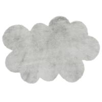 Tapis Nuage - Gris clair