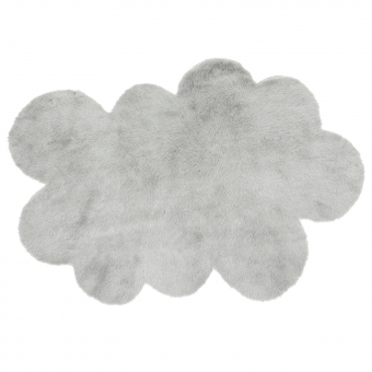 tapis nuage gris clair pilepoil pour chambre enfant les enfants du design. Black Bedroom Furniture Sets. Home Design Ideas