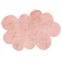 Tapis Nuage - Rose poudré