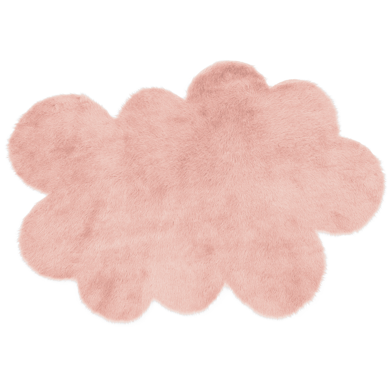 Tapis nuage rose poudr pilepoil pour chambre enfant les enfants du design - Tapis nuage chambre bebe ...