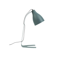 Lampe de table Barefoot - Bleu canard