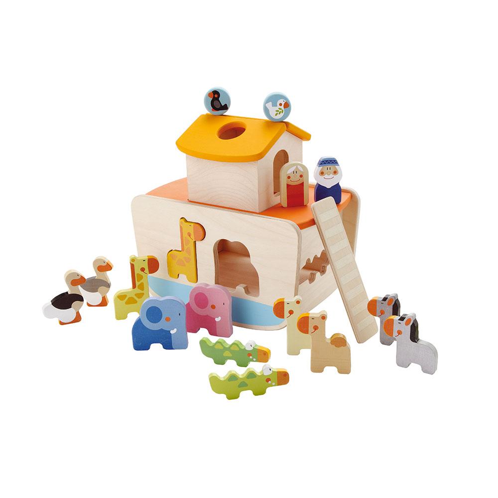 jeu d 39 embo tement arche de no sevi pour chambre enfant les enfants du design. Black Bedroom Furniture Sets. Home Design Ideas