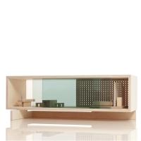 Villa Sibis avec jardin, pool house et mobilier