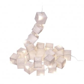 Guirlande cubiste, 25 lampes Tsé & Tsé pour chambre enfant - Les ...