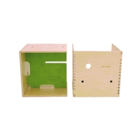 Max in the Box - Bureau enfant cube - Vert