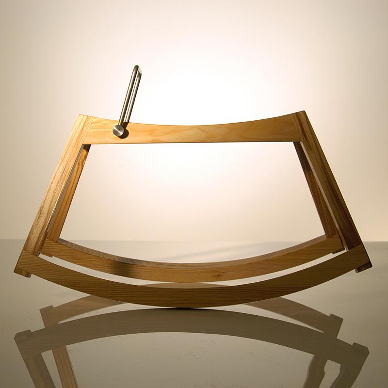 cheval bascule design rosa sirch pour chambre enfant. Black Bedroom Furniture Sets. Home Design Ideas