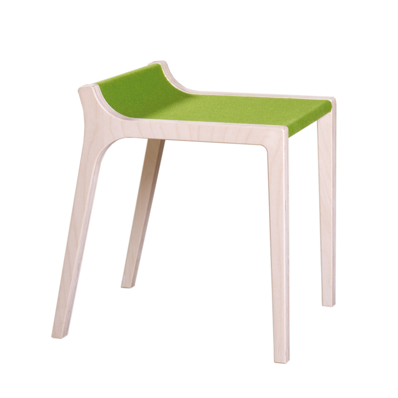 tabouret enfant design xarre vert sirch pour chambre enfant les enfants du design. Black Bedroom Furniture Sets. Home Design Ideas