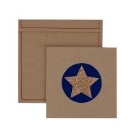 6 cartes invitation Super-héros