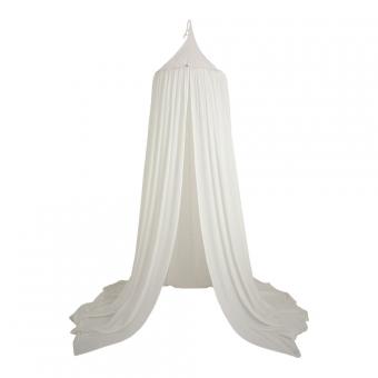 Ciel de lit Canopy - Blanc