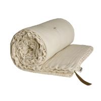 Couverture Gaze de coton - Ecru