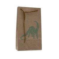 6 pochettes cadeau - Dinosaure