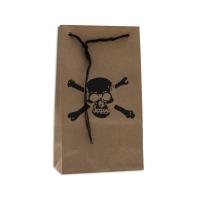 6 pochettes cadeau Pirate