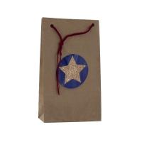 6 pochettes cadeau Super-héros