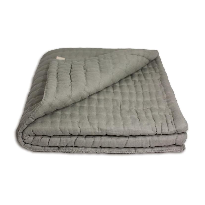 plaid tatami gris num ro 74 couvertures et plaids design pour chambre d 39 enfant les. Black Bedroom Furniture Sets. Home Design Ideas