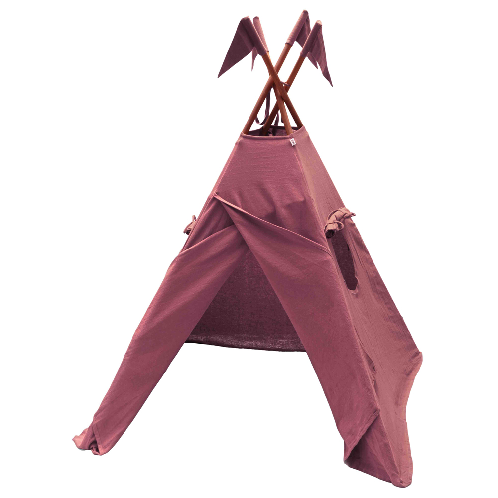 tipi rose baobab num ro 74 pour chambre enfant les enfants du design. Black Bedroom Furniture Sets. Home Design Ideas