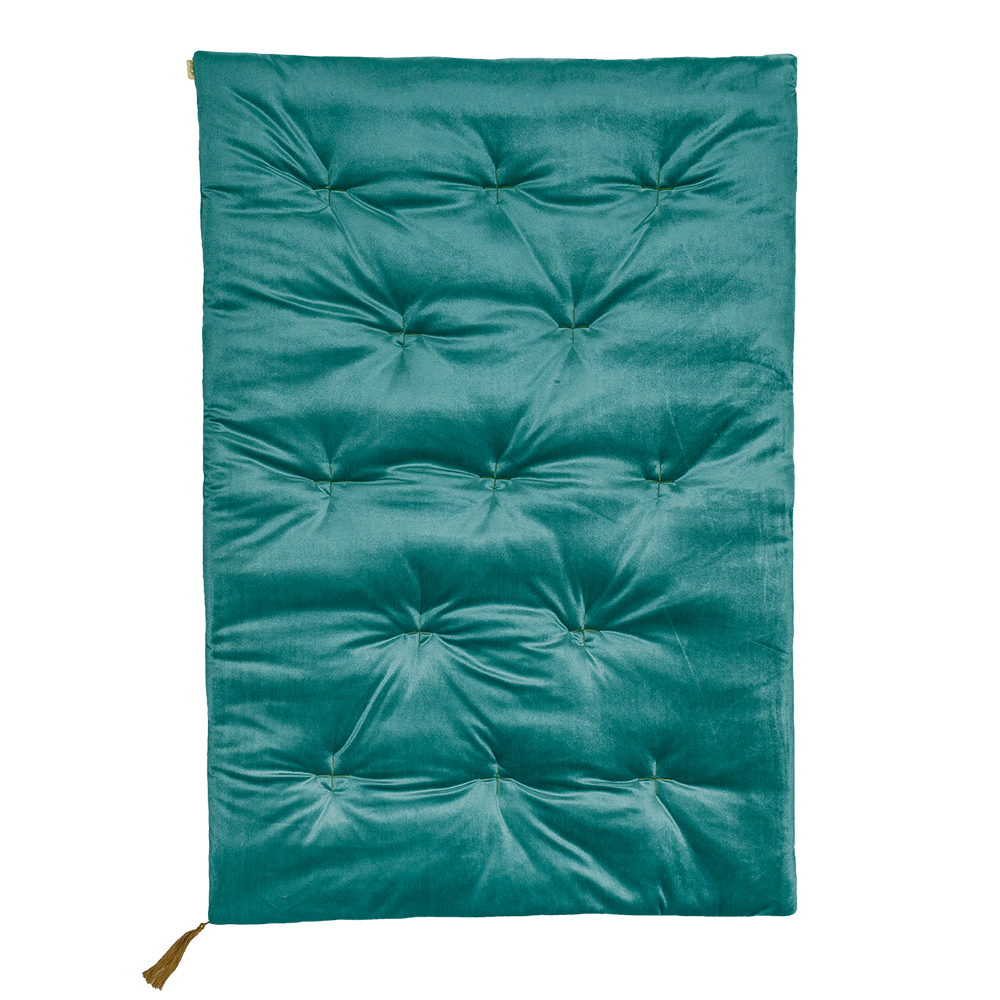 Chambre Bleu Canard Velours ~ Design du0026#39;intu00e9rieur et idu00e9es ...