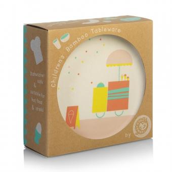 vaisselle enfant en bambou ice cream engel pour chambre enfant les enfants du design. Black Bedroom Furniture Sets. Home Design Ideas