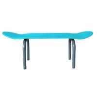 Banc Skate - Turquoise