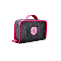 Lunch box - Gris/Rose