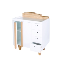 Commode table à langer Owl 01