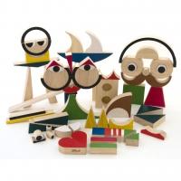 PlayShapes - Jeu de formes en bois