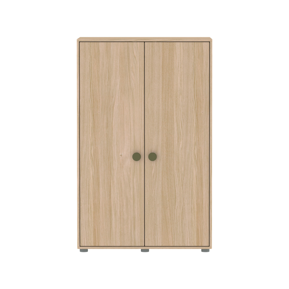 armoire basse popsicle ch ne kiwi flexa popsicle pour. Black Bedroom Furniture Sets. Home Design Ideas
