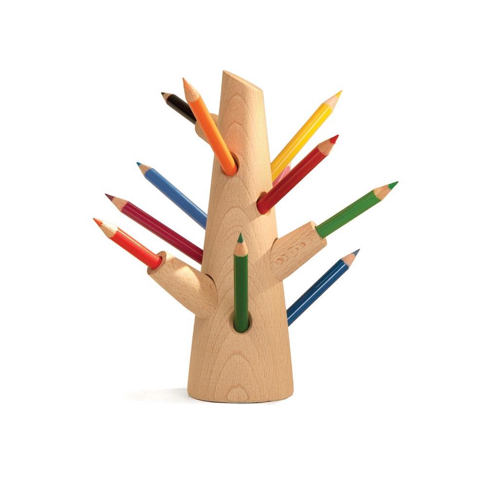 Arbre Crayons Mon Petit Art Pour Chambre Enfant Les