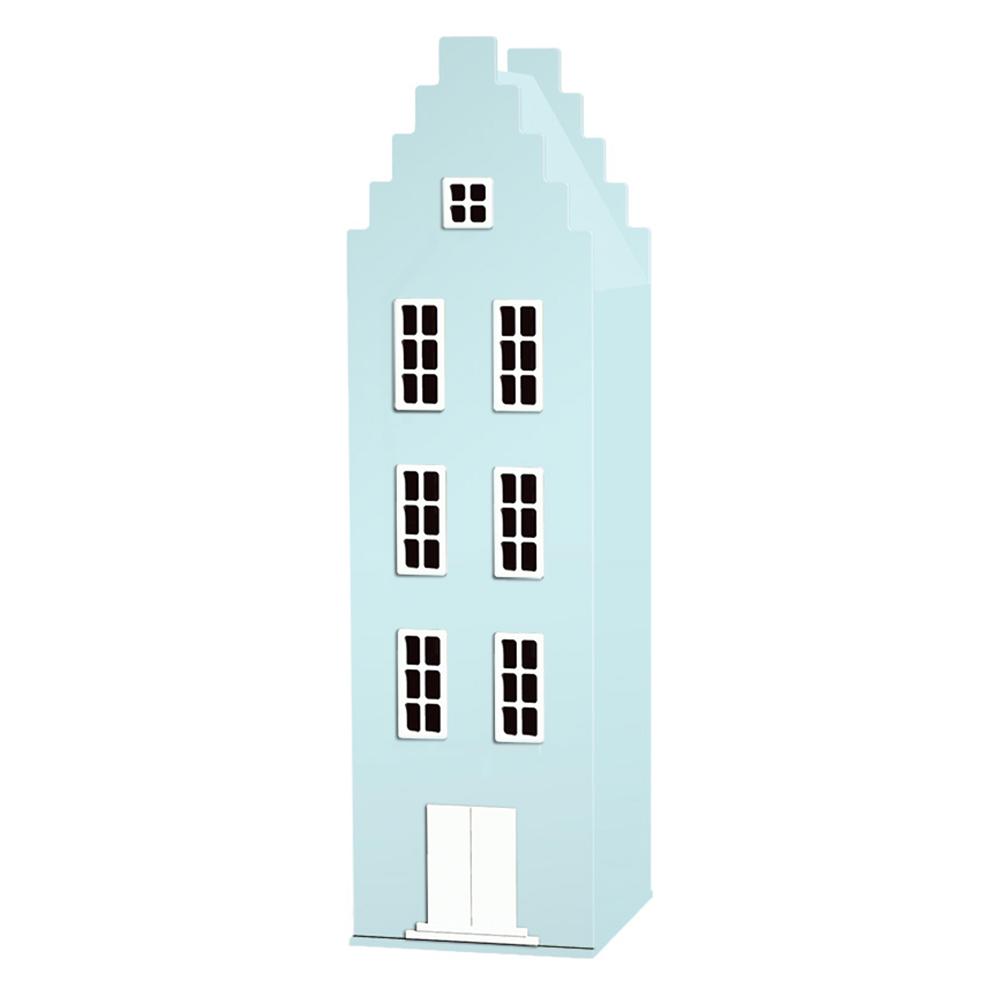 armoire maison amsterdam escalier bleu mer kast van een huis pour chambre enfant les enfants. Black Bedroom Furniture Sets. Home Design Ideas