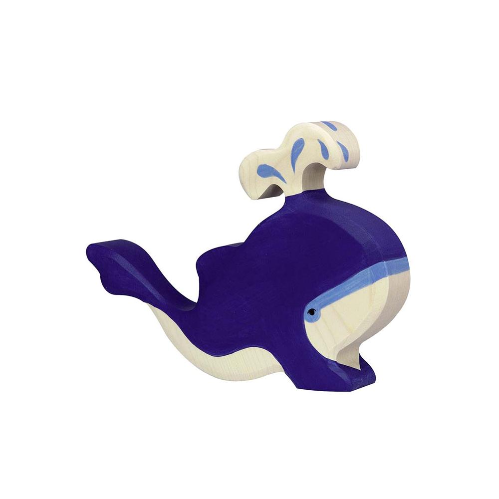 Baleine Bleue Holztiger Pour Chambre Enfant Les Enfants