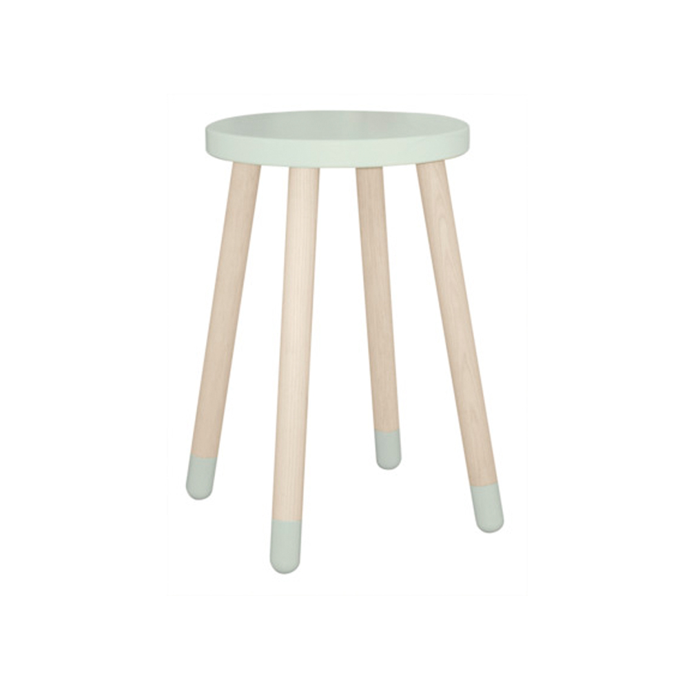 Table d 39 appoint chevet mint flexa play pour chambre for Table d appoint moderne