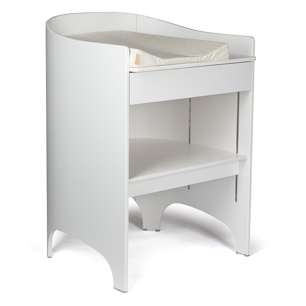 commode langer volutive leander transformable en bureau. Black Bedroom Furniture Sets. Home Design Ideas