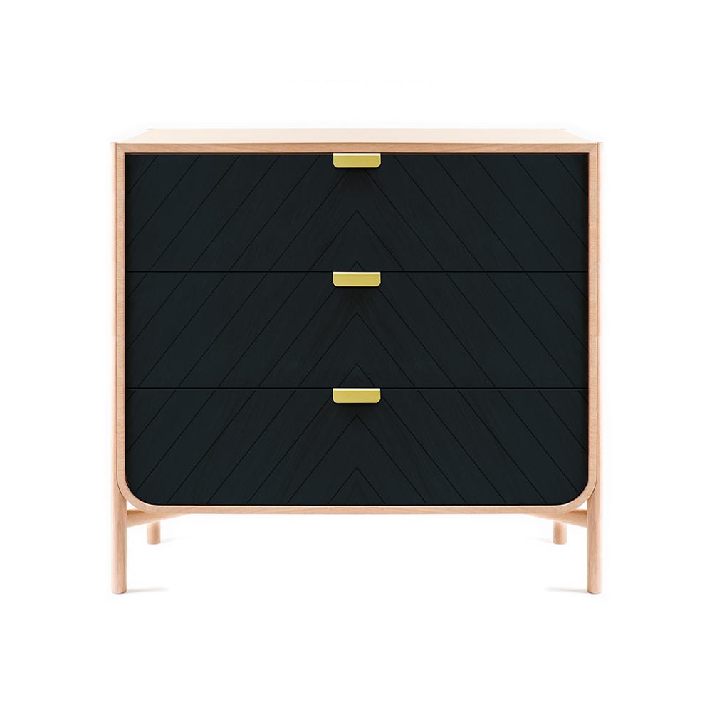 commode marius bleu p trole hart pour chambre enfant les enfants du design. Black Bedroom Furniture Sets. Home Design Ideas
