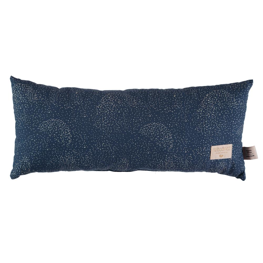 coussin enfants hardy bubble elements bleu marine nobodinoz pour chambre enfant les enfants. Black Bedroom Furniture Sets. Home Design Ideas